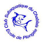 Logo Club Subaquatique Chablais