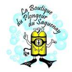 Logo Boutique plongeur saguenay