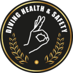 Logo Diving Health and Safety